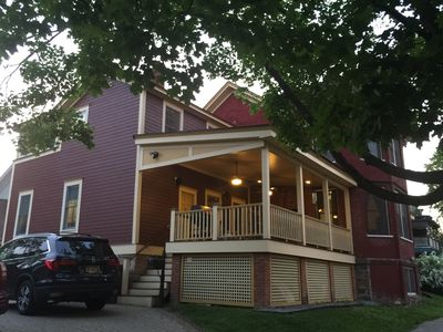 Photo for Saratoga Springs Victorian Rental