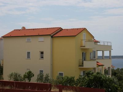 Photo for Apartment in Mandre (Pag), capacity 4+0