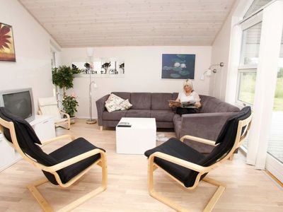 Photo for Vacation home Tranum Strand in Brovst - 9 persons, 3 bedrooms