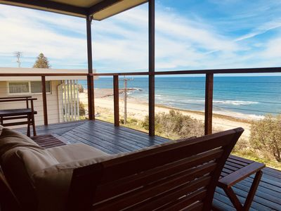 Photo for sharkies beachside retreat, private space on the beach.