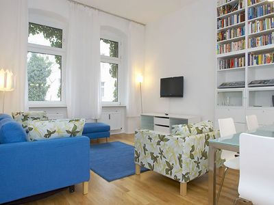 Photo for Kantstrasse apartment in Charlottenburg with WiFi.