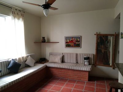 Photo for APT 100 M FROM THE FORT BEACH SAND WITH AIR CONDITIONING 21 99798 9913