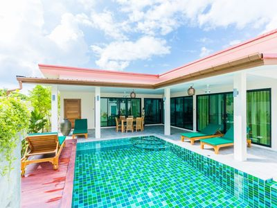 Photo for Nenuphar- 2 Bedroom Villa in Rawai, Private Pool - Phuket