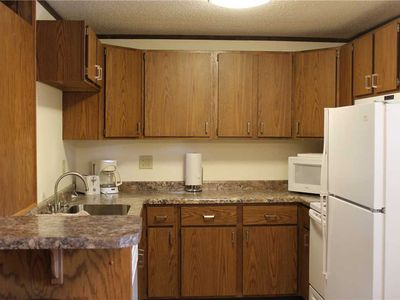 Photo for A Comfortable Trailside Condo Along the Flintlock Trail with A Shared Outdoor Hot Tub & Allows Dogs