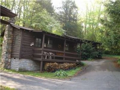 Photo for OUR PLACE TOO- TIMBERLINE CABINS IN MAGGIE VALLEY