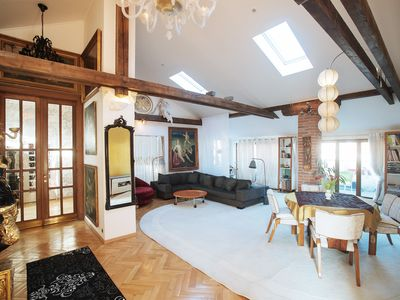 Photo for Luxury Loft with Terrace Old Town
