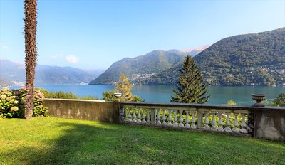 Photo for Villa Ortensia, Laglio, enchanting lake view