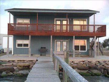 FISHERMAN'S PARADISE!  WATERFRONT,  PRIVATE PIER  BOAT PARKING 60in FLAT TV's