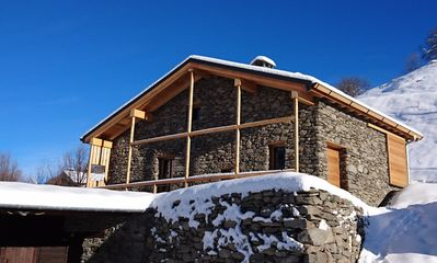 Photo for GRAND CHALET D'ALPAGE * * * * IN THE NATURE