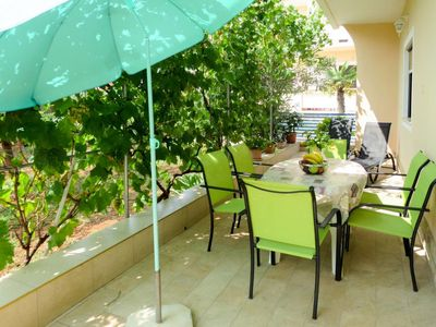 Photo for Apartment Iva (ZAD108) in Zadar - 6 persons, 2 bedrooms