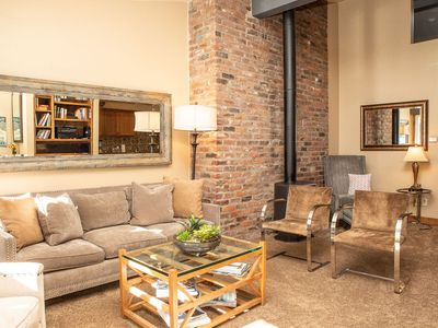 Photo for Contemporary Condo Steps away from Vail Village & Golden Peak!