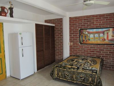 Photo for Beautiful Affordable Studio Apartment in the heart of LaCruz