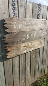Photo for LAUGHING DUCK RANCH.... Canal property and just steps away from the beach!