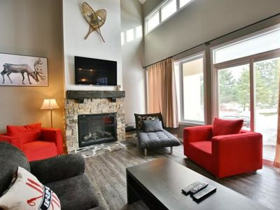 Photo for 3 Bedroom Mountain Side Condo Free WiFi - 3315  Blue Mountain Lodges