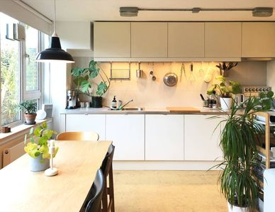 Photo for Beautiful Modernist architect's flat with terrace