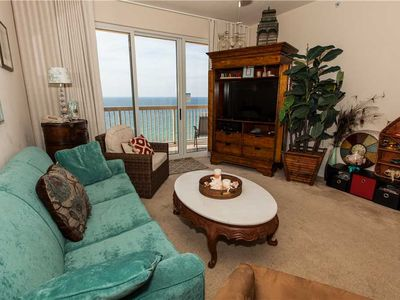 Photo for Wonderful Two Bedroom And Two Bathroom Unit With Balcony And Bunk Beds