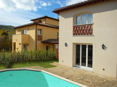 Photo for 3 bedroom Villa, sleeps 6 in Le Bolle with Pool, Air Con and WiFi