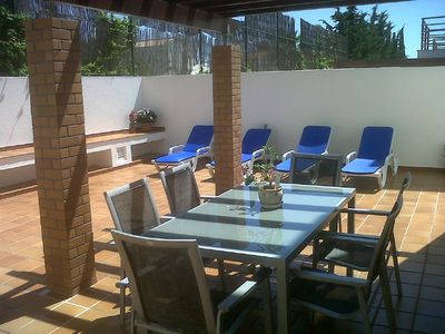Photo for Licensed Apartment In Cabanas De Tavira, with access to 4 swimming pools.