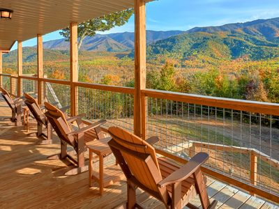 Photo for Brand New - Amazing views from your outdoor Living Room