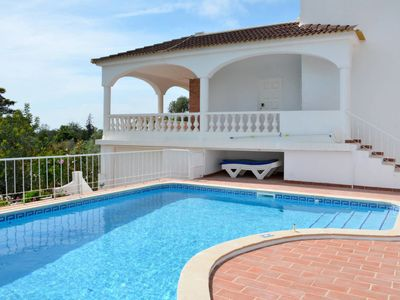 Photo for 3 bedroom Villa, sleeps 6 in Vale da Ursa with Pool and Air Con