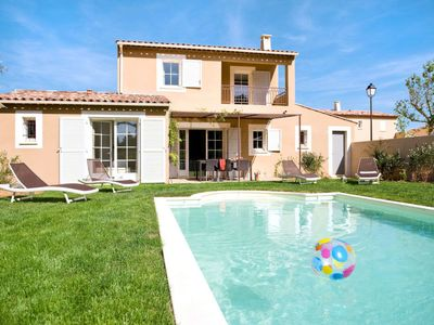 Photo for Vacation home Résidence Le Clos Savornin (SSN112) in Saint Saturnin d'Apt - 6 persons, 3 bedrooms