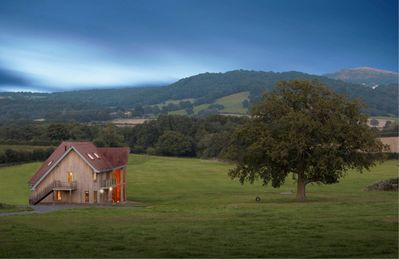 Photo for The Tree House Bed and Breakfast, Within Exquisite Rural Home, Malvern, Sleeps 2