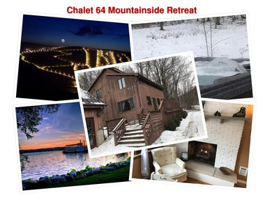 Photo for Chalet 64 Mountainside Retreat