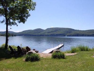 Photo for Perfect blend of charm, amenities, beauty and lake shore life on Lake Champlain