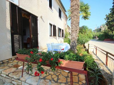 "Photo for Holiday home ""Saini"" in Novigrad with 2 bedrooms"