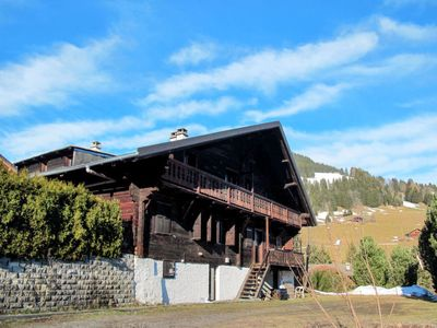 Photo for Vacation home Chalet Anthamatten in Champery - 32 persons, 13 bedrooms