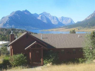 A 2 bedroom Cottage with breathtaking views of Glacier National Park