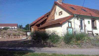 Photo for marco large cottage close to the castle LAPALISSE