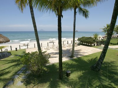 Photo for Ocean Front Condo, Juquehy, best beach location.