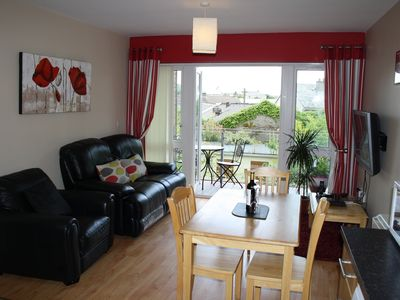 Photo for Modern apartment in Galway's historic West End