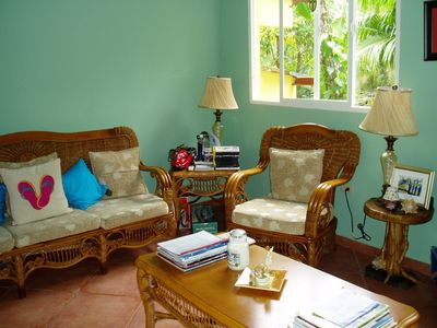 Photo for Relax, Play  and Enjoy Caribbean Island Breezes and Local Ambiance