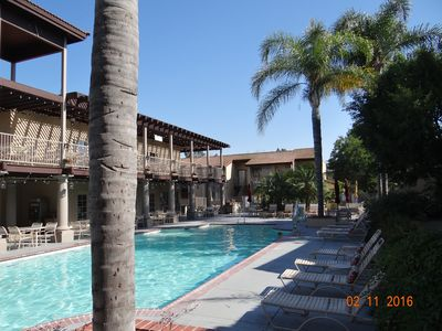 Photo for Dolphin's Cove, Anaheim, Disneyland - 2 bd condo, full kitchen and WiFi -1 week