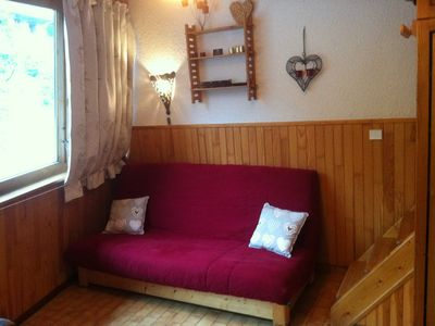 Photo for Duplex sleeps 5 to 6, at the heart of the village and at the bottom of the runs