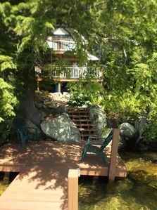 Photo for Private island setting with spectacular sunset views and awesome new bunkhouse