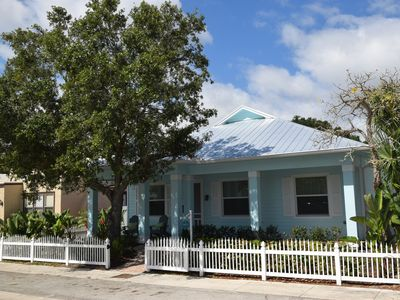 Photo for Upscale Downtown Home - 3 blocks from downtown Stuart restaurants & shops!