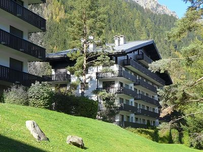 Photo for Apartment Le Brévent in Chamonix - 2 persons, 1 bedrooms