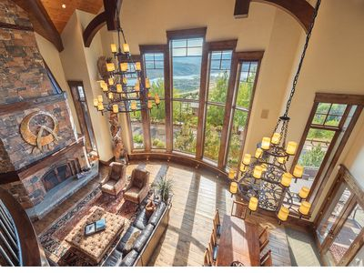 Photo for Deer Crest 8 BR Ski In/Out Estate Sleeps 20 Private Hot Tub Magnificent Views