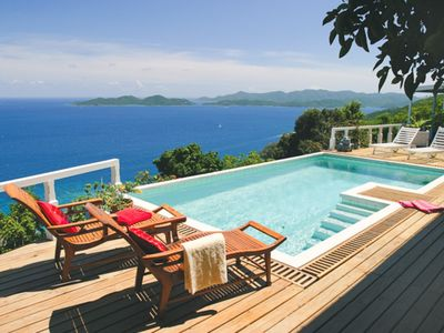 Photo for Villa MAT TOA - Unforgettable blue ocean views abound from this exquisite villa.