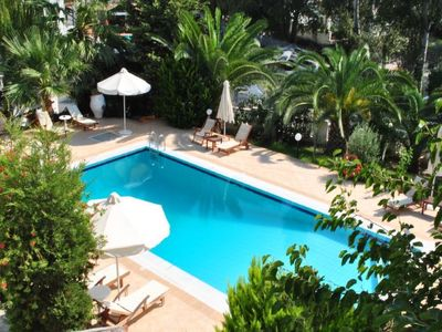Photo for 1BR Apartment Vacation Rental in Skiathos