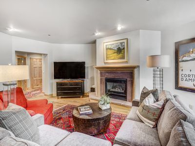 Photo for Spacious Condo with Easy Slope Access, Located in Exclusive Arrowhead Village