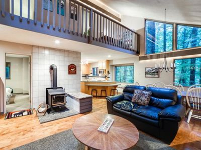 Photo for Vacation home 55SL-Traditional Family Ski Chalet! in Mount Baker/Glacier - 10 persons, 3 bedrooms