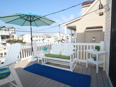 Photo for Superb Shipbottom Home- Close to Beach & Bay Beach