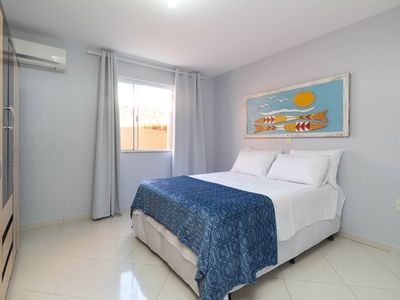 Photo for Apt Bombinhas center - 700 meters from the beach