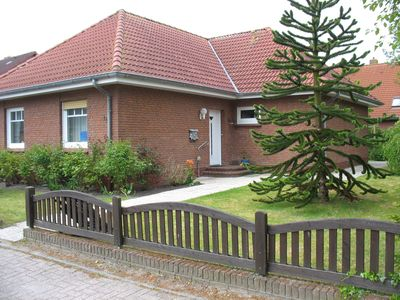 Photo for Comfortable holiday home with style and flair in the romantic fishing village Greetsiel.