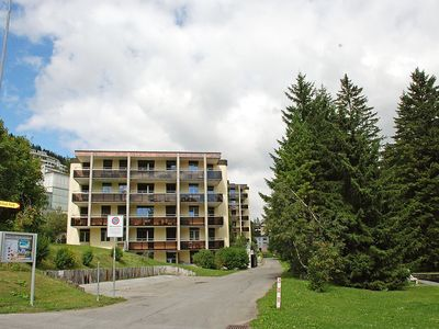 Photo for Apartment in the center of Davos with Internet, Lift, Parking, Balcony (54019)