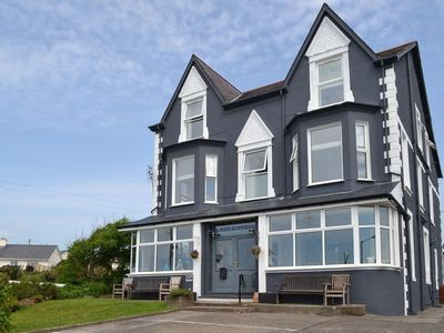 Photo for 12 bedroom accommodation in Criccieth, near Porthmadog